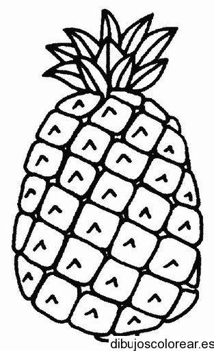 imagenes de frutas faciles para dibujar dibujos de frutas