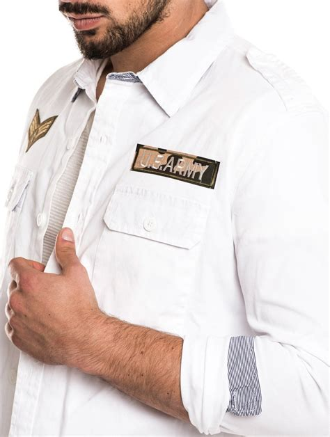 White Army Shirt by White Army Shirt Nohow Style