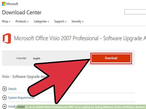 visio 2007 installer how to install visio professional 2007 on a laptop by