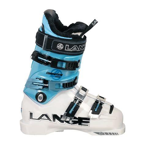 lange competite ski boots s 2010 evo outlet
