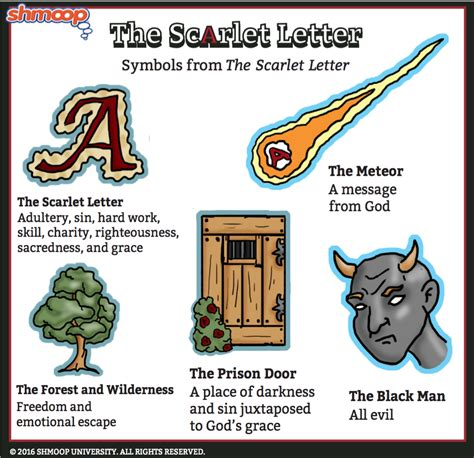 themes in chapter 7 of the scarlet letter the scarlet letter in the scarlet letter