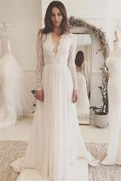 elegant mermaid scoop neck tulle beads lace appliques long