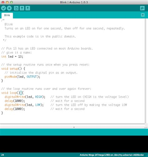 tutorial arduino programming what is an arduino learn sparkfun com