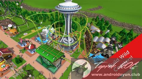 roller coaster tycoon 3 apk rollercoaster tycoon touch v1 2 20 mod apk para hileli