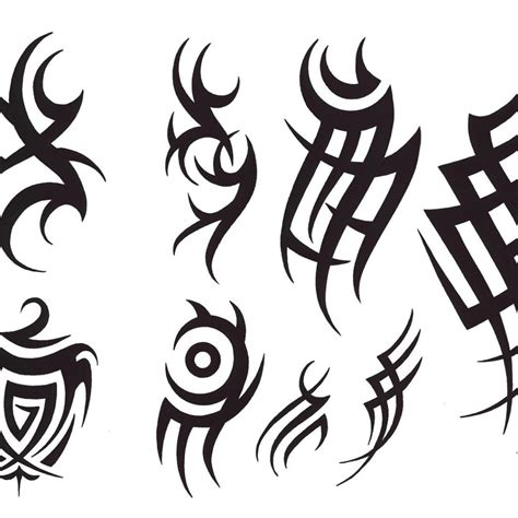 tribal tattoos and their meanings cool tattoos designs