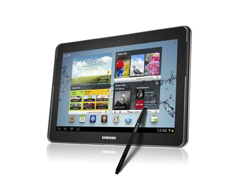 Tablet Samsung Note the galaxy note 10 1 has landed sammobile