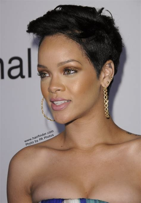 rihanna short hairstyles marvelous best hairstyle