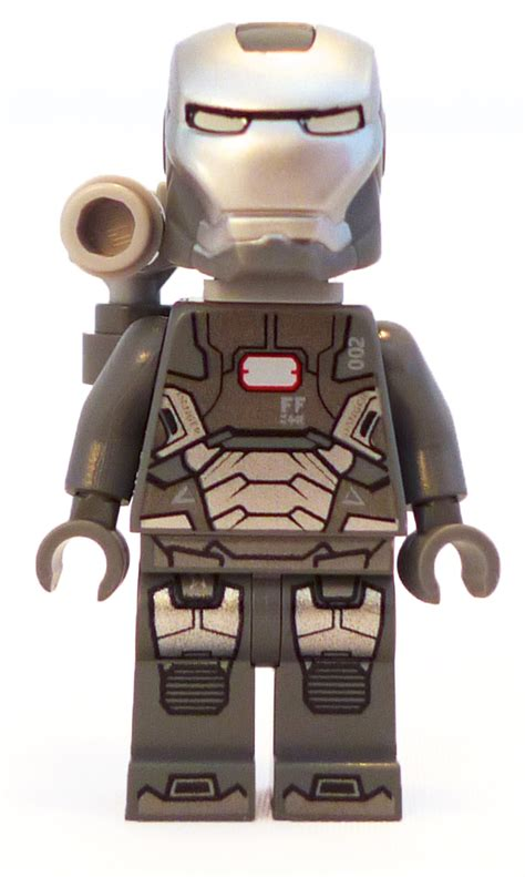 Lego 30168 Ironman Minifigure war machine brickipedia fandom powered by wikia