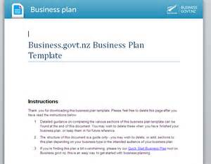 Business Plan Template Uk Free by 10 Free Business Plan Templates For Startups Wisetoast