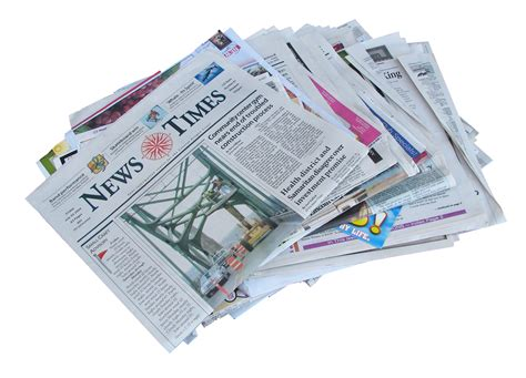 A News Paper - newspaper png www imgkid the image kid has it