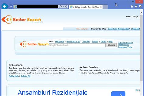 better vires remove bettersearch tk redirect virus removal guide