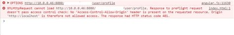 creating header and footer in angularjs google chrome angularjs unable to post headers stack