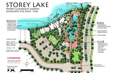 Two Bedroom Floor Plans by Story Lake Vacation Homes In Orlando