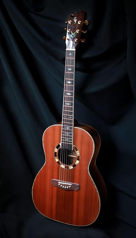 Handmade Custom Guitars - concert guitars custom handmade elijah guitars