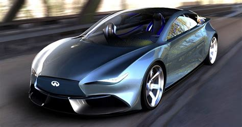 infiniti q50 ev is a concept for the year 2025