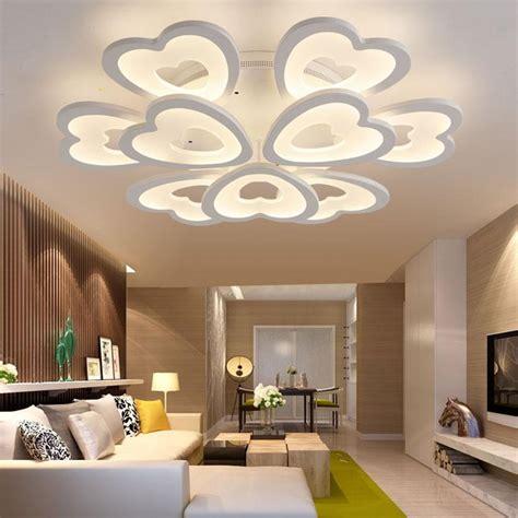 decorative led lights for ceiling modern ceiling lights living room peenmedia com