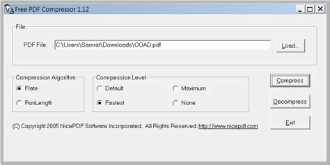compress pdf reader xi software rec is there a free way to compress a pdf