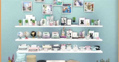 clutter 4 custom content sims clutter calipso sims 4 custom content