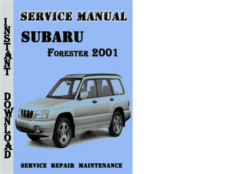 subaru 2011 forester owners manual pdf download autos post