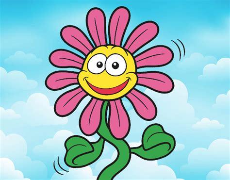 imagenes en ingles de flores dibujo de flor animada pintado por en dibujos net el d 237 a