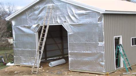 updates  project  pole barn garage cha pole buildings