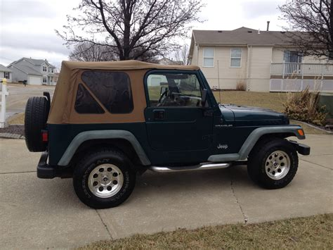 1998 Jeep Reviews 1998 Jeep Wrangler Overview Cargurus