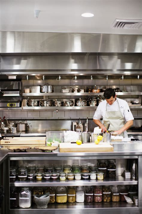 Chef Kitchen Equipment by Now Its Worth A Detour Tools Kitchen Features Food Arts