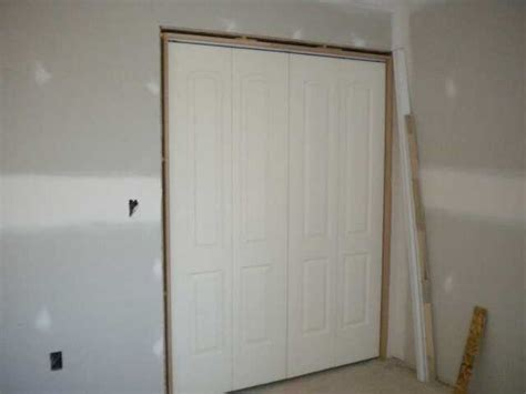 How To Install Closet Doors Cabinets Interior Doors And Trim Bscconstruction S