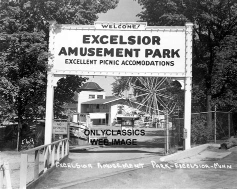 pedal boat lake minnetonka 1950 excelsior amusement park entrance on lake minnetonka