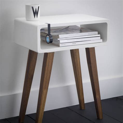 leg room funky bed side tables home design