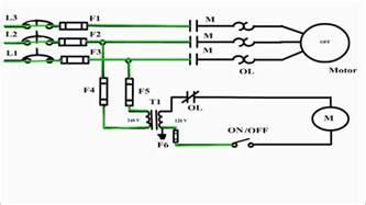 2 wire circuit diagram motor basics