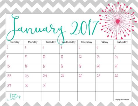 printable calendar template free printable 2017 calendars free calendar 2017 calendar