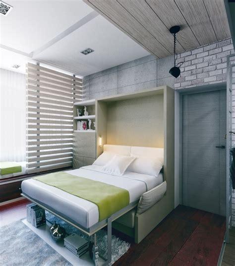 bett und sofa in einem kleine wohnung einrichten 6 clevere wohnideen f 252 r 30 qm