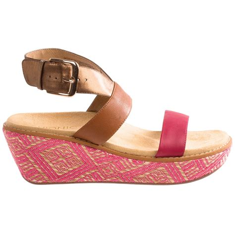 Sandal Wedges Clarette 8240 vionic with orthaheel technology cancun wedge sandals for save 73