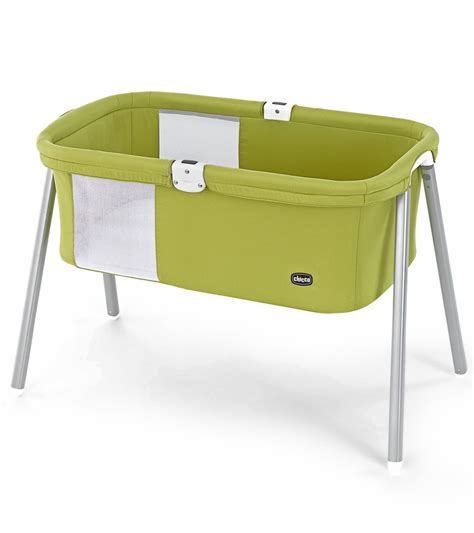 Baby Travel Cribs by Chicco Lullago Travel Crib Pistachio