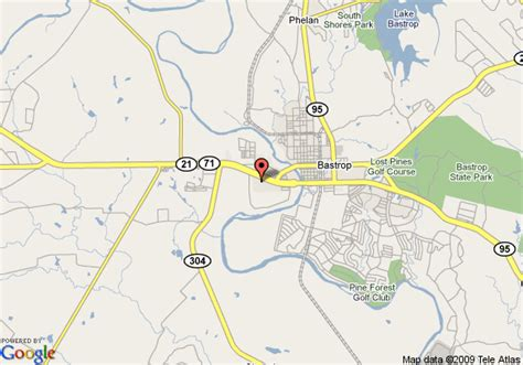 where is bastrop texas on the map map of inn express bastrop bastrop