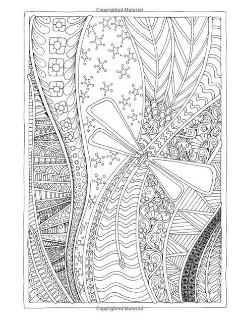 creative haven entangled dragonflies 1000 images about art th 233 rapie on dover publications coloring books and coloring