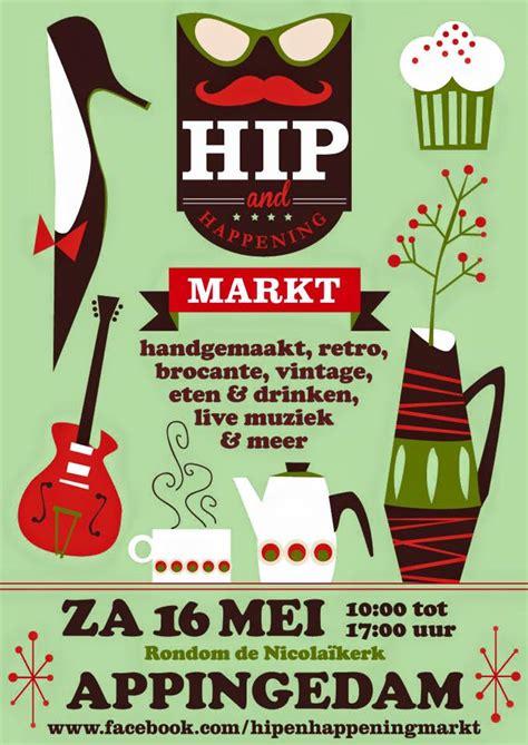 Hip And Happening by Het Gonst Hip Happening Markt