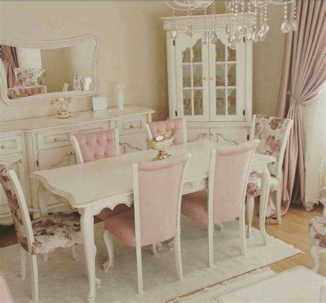 Dining Room Chairs Shabby Chic Best 20 Shabby Chic Dining Ideas On Dining