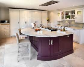 Curved Kitchen Islands curved kitchen island home design ideas pictures remodel and decor
