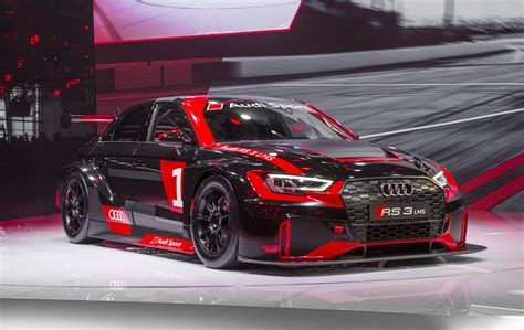 audi race car 2017 audi rs 3 lms ready to race