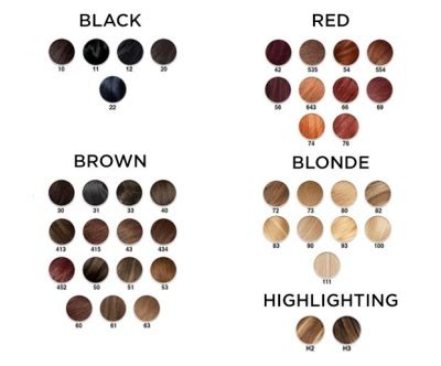 garnier nutrisse hair color chart these hair color charts will help you find the