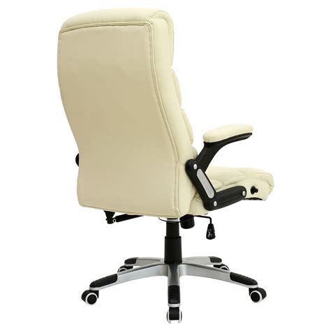 Reclining Office Chair Uk by Luxury Reclining Executive Leather Office
