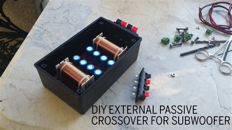 wiring diagram passive subwoofer efcaviation