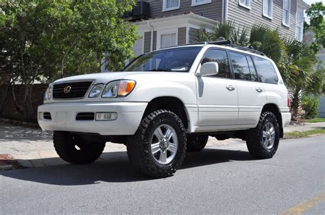 lifted lexus for sale 2000 lexus lx470 lifted 12 250