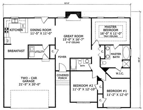 how to make a blueprint of a house house 25081 blueprint details floor plans