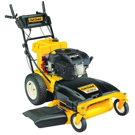 cub cadet lawn mowers 33 in 420 cc self propelled