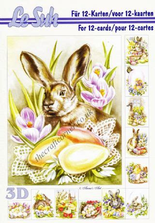 tell me about easter die cut books easter egg die cut dufex pyramex pyramid 3d decoupage sheet