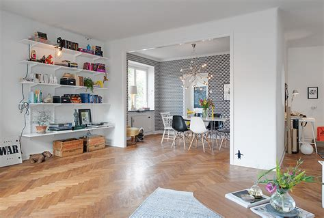 Living Room Project by Scandinavian White With A Hint Of Colore Interiors