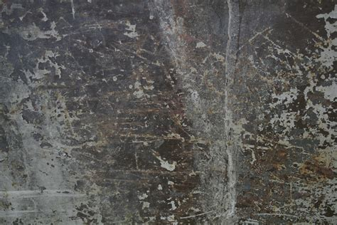 Painted Wall Designs by Rusty Cracked Metal Texture Textures For Photoshop Free